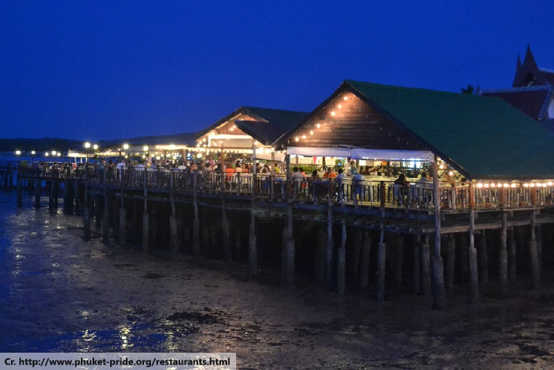 laem-hin-pier, Restaurants in Phuket for Seafood