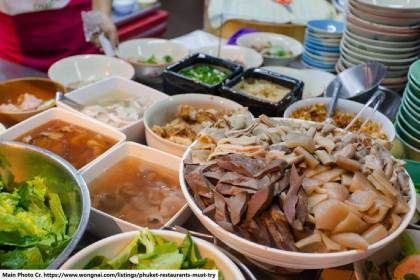 Top Famous Phuket food, famous food in Phuket