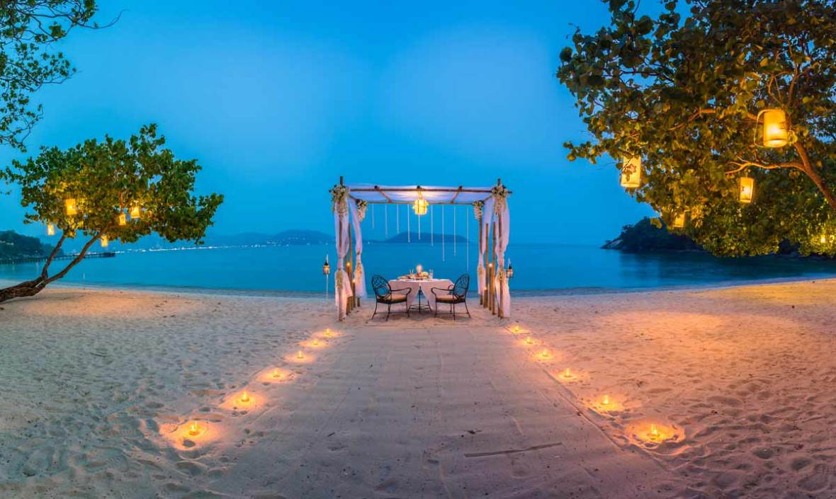 Romantic Dining in Phuket