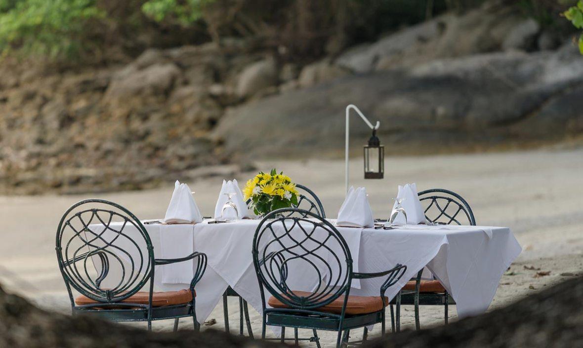 Date dining in Phuket
