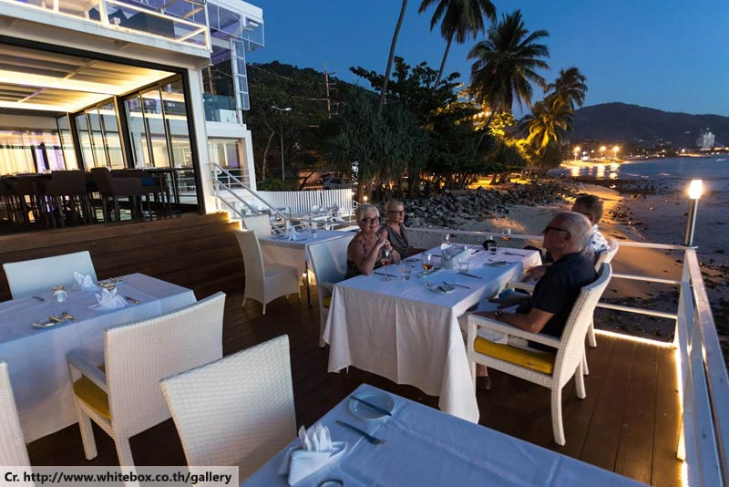 whitebox restaurant phuket