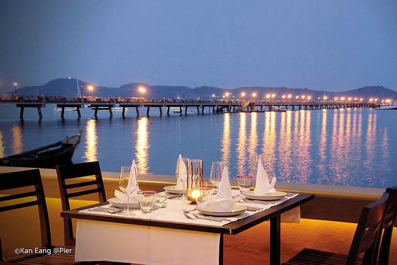 kan eang at pier, Phuket Restaurant