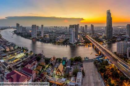 Bangkok Thailand, Travel in Thailand