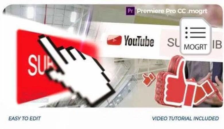 VIDEOHIVE YOUTUBE OPENER 25552335 PREMIERE PRO