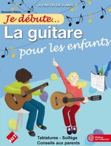 Je débute la guitare pour les enfants