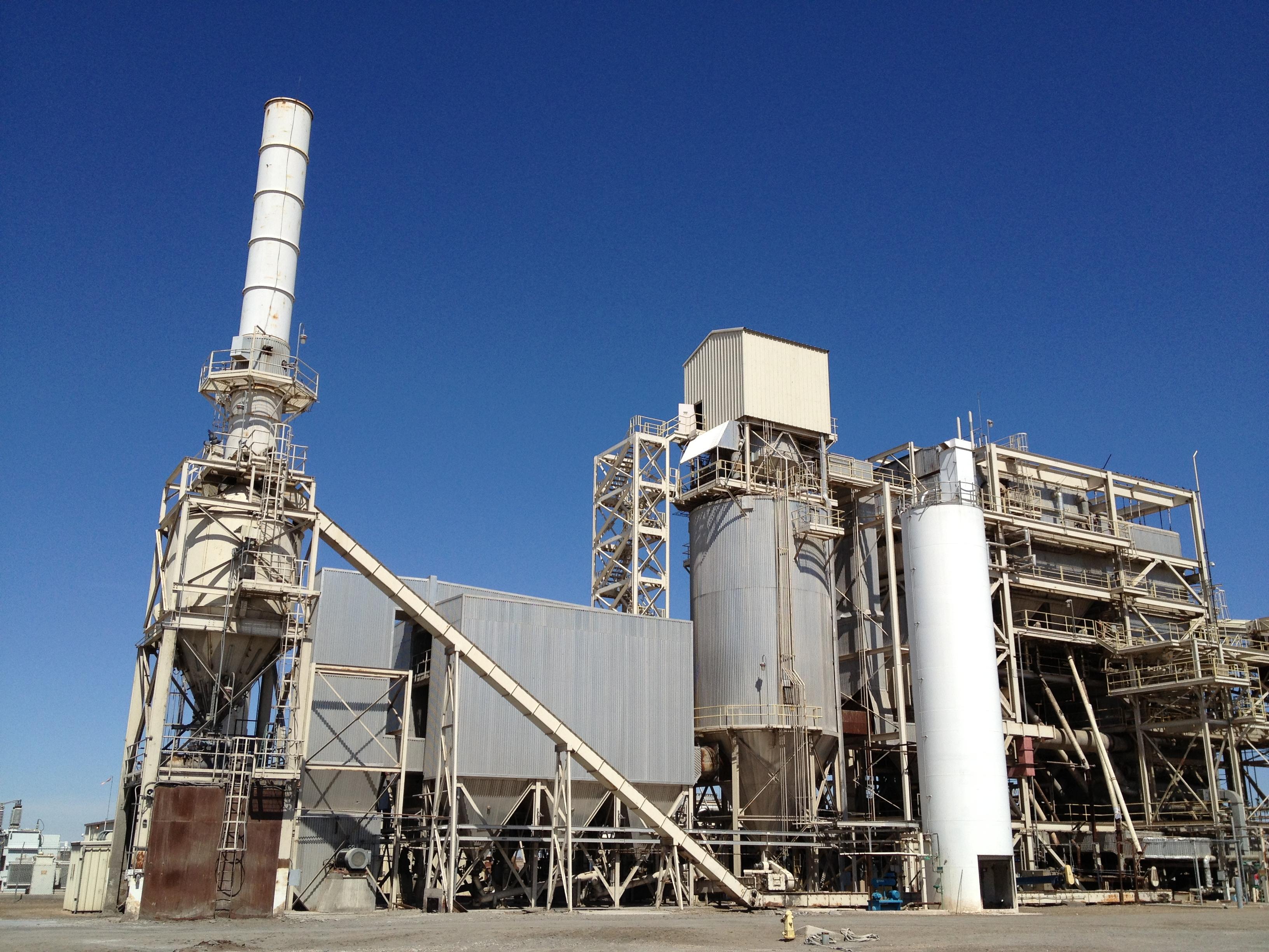 18 MW Biomass Power Plant For Sale At Phoenix Equipment