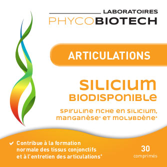 Food supplements Joints bioavailable silicon