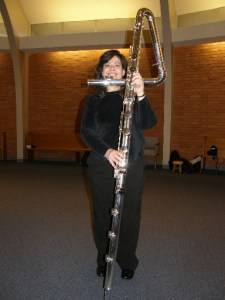 Conrad the Contrabass Flute