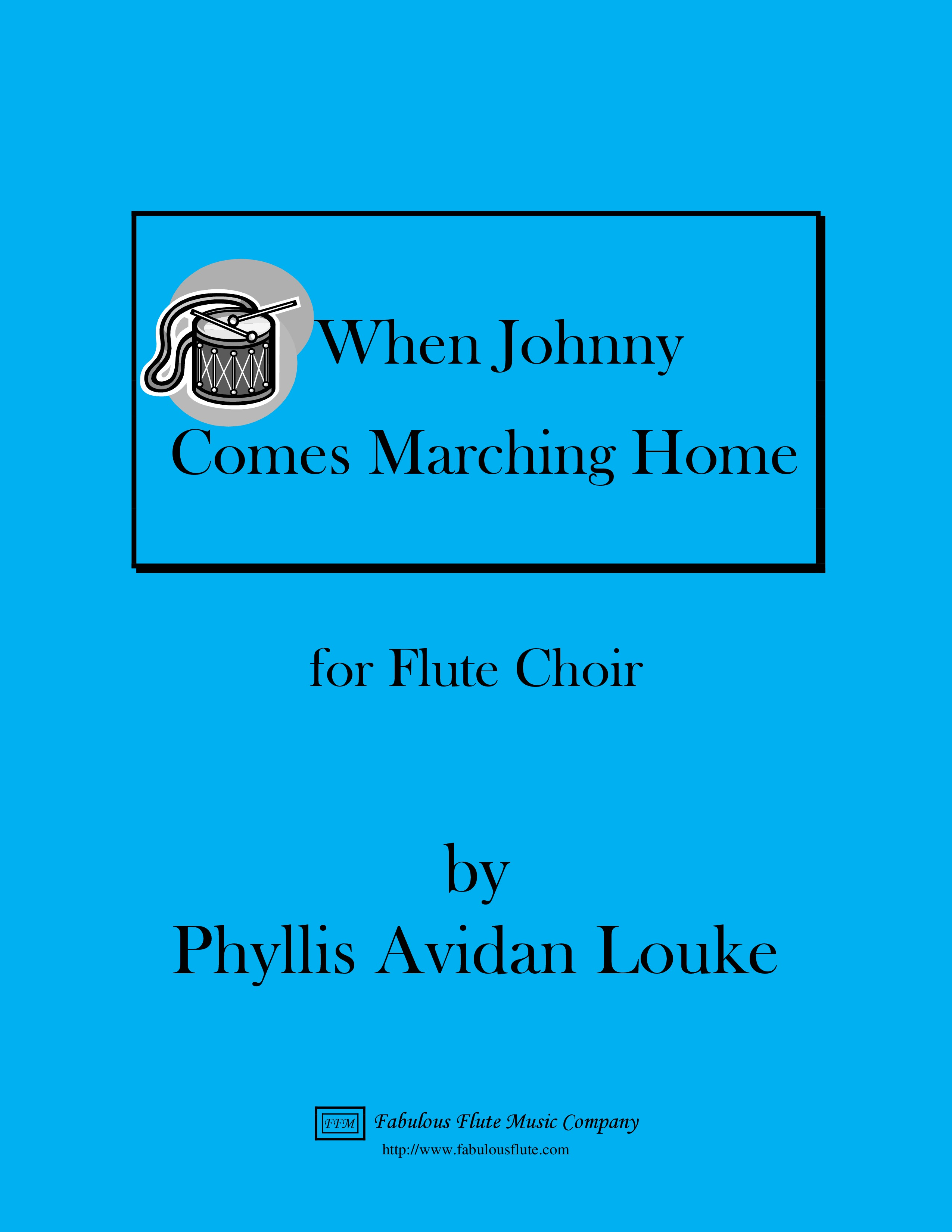 Program notes phyllis avidan louke when johnny comes marching home hexwebz Images
