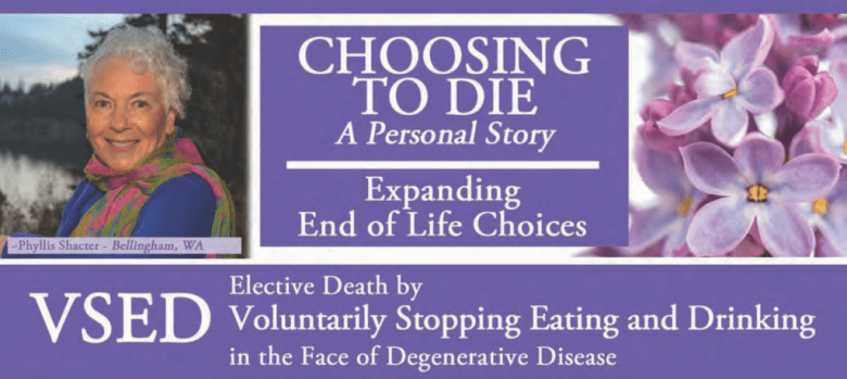 choosing to die a personal story expanding end of life choices