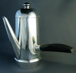 A Fine Mexican Coffee Pot made by William Spratling 01