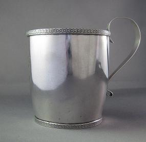 American Coin Silver Cup 01