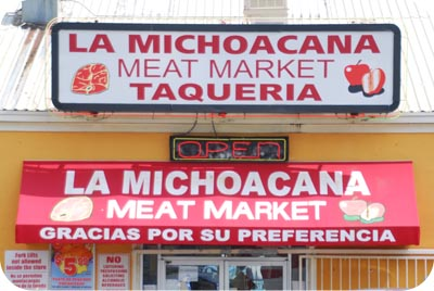michoacana meat market
