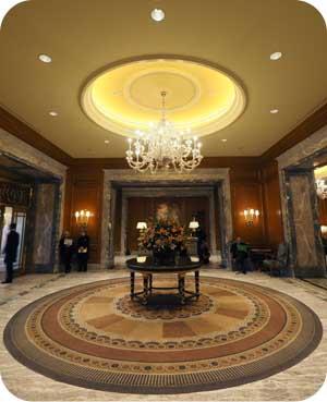 Grand America Lobby
