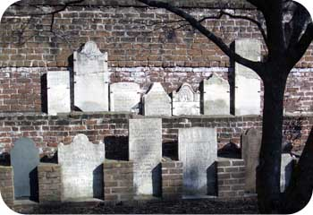 Savannah Headstones