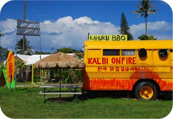 oahu north shore food truck
