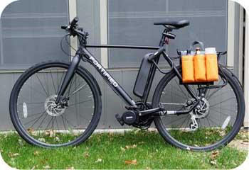 Fortified Bike electric