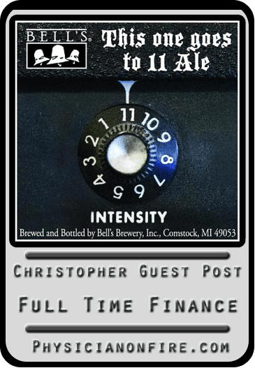 Christopher Guest Post Full Time Finance