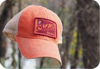 schells beer hat