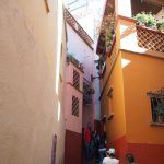 El Callejón del Beso (alley of the kiss)