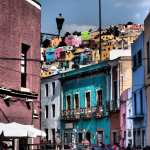 Guanajuato from below