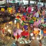 Hidalgo market pinatas