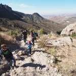 La Bufa trail