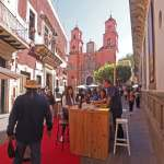 wine and cheese festival Guanajuato