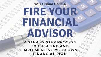 fire your financial advisor