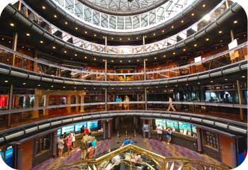 Cruise Ship Decks