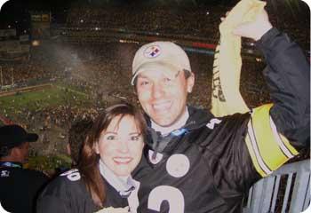 Super Bowl Steelers