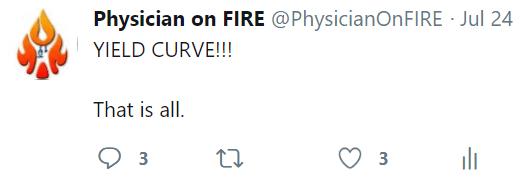 Yield Curve Tweet