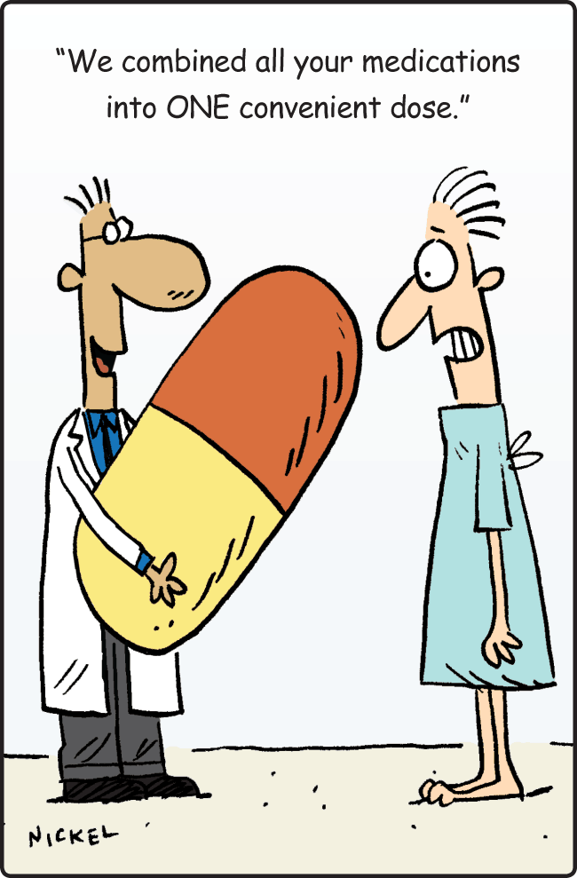 Image result for doctors discussing notes cartoon