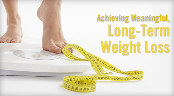 Achieving Meaningful, Long-Term Weight Loss | Physician's ...