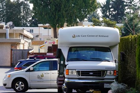 A view of the Life Care Center of Kirkland in   Physician ... on Life Care Center Of Kirkland id=39103