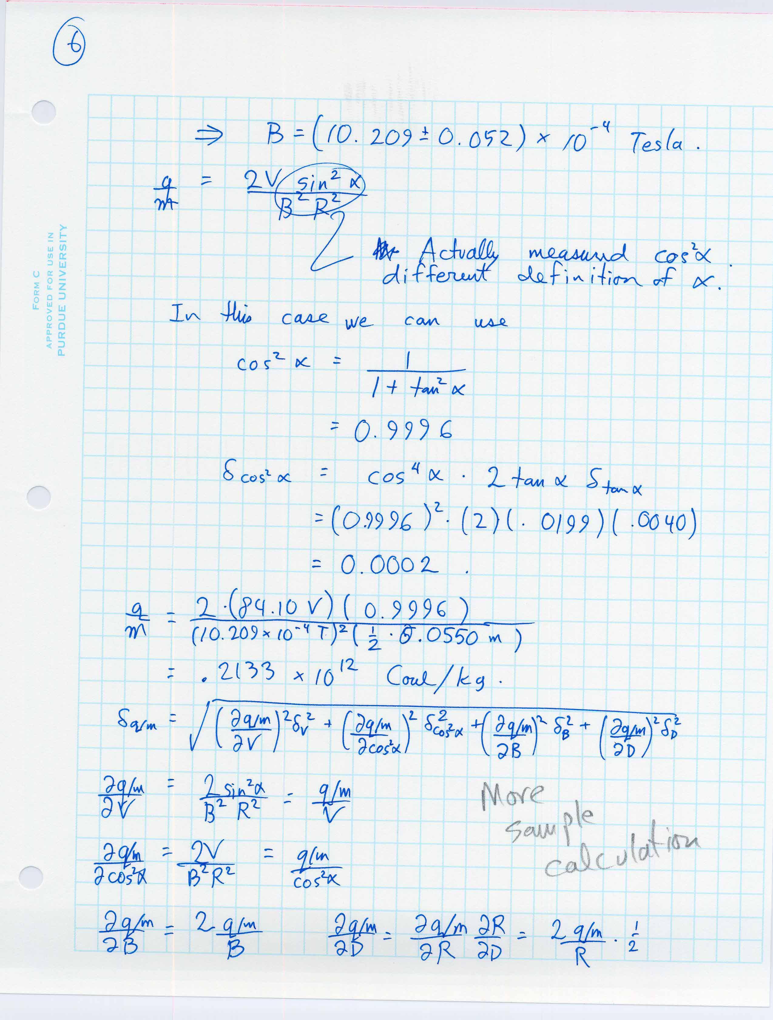 Physics Lab Worksheet Fall 1