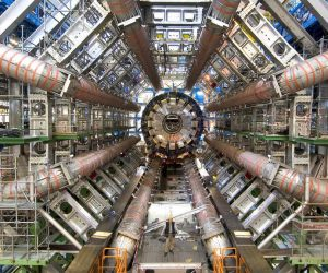 WORKING OF THE LARGE HADRON COLLIDER