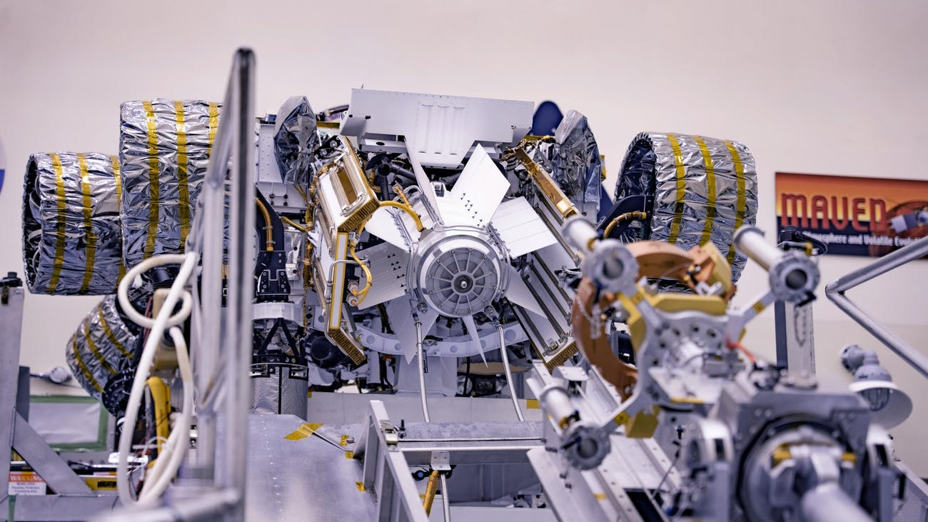 WHY ARE LITHIUM-ION BATTERIES NOT USED IN SPACE PROGRAMS?