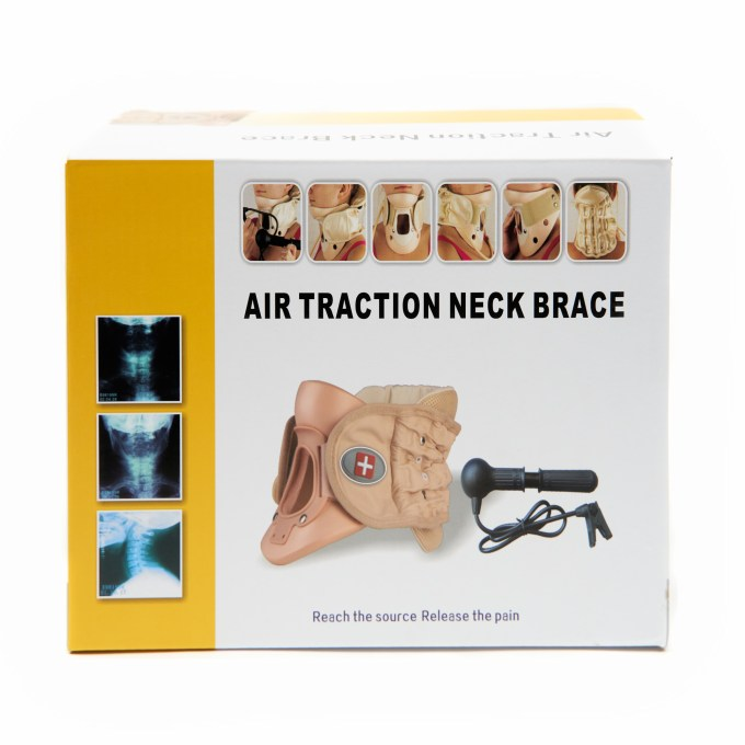 air traction neck brace 01