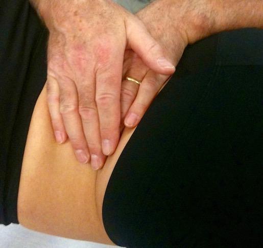 Sohier ABS Behandlung LWS