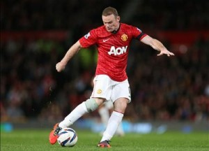 Wayne Rooney returns against Newcastle United in the Capital One Cup.
