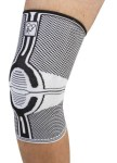 elite snug knitted knee support