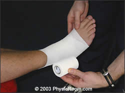 Ankle Taping - 9