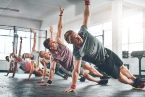 Fitness e potenziamento a corpo libero