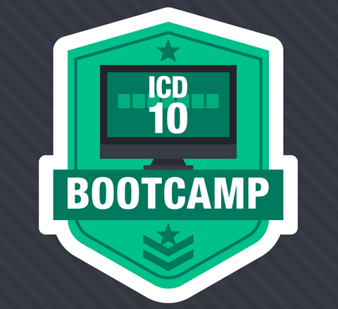 ICD 10 WebPT bootcamp for physical therapy