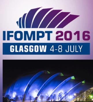 IFOMPT 2016 Glasgow