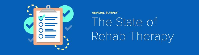 WebPT annual state of rehab survey