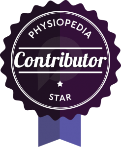 Physiopedia top contributor