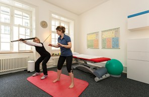 Physiotherapie Lilienthal Basel, Rehabilitation