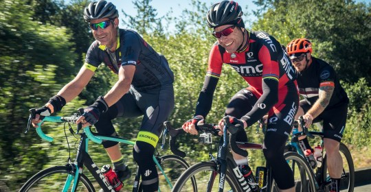 Top 4 Injuries in Cycling